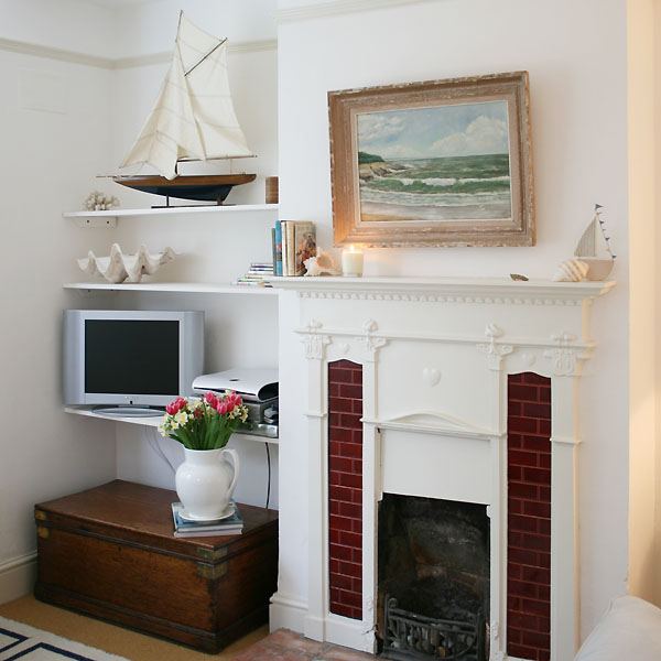 Seaton Lodge ~ The sitting room